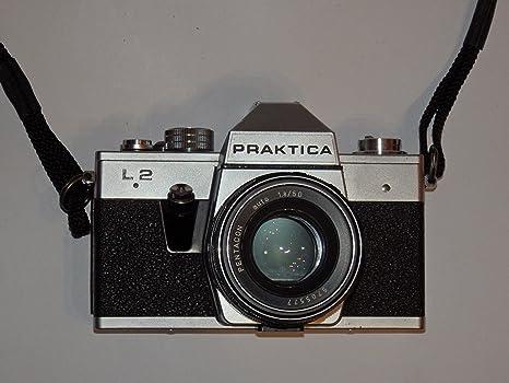 SLR Camera Praktica L2 – Cámara réflex analógica – Incluye ...
