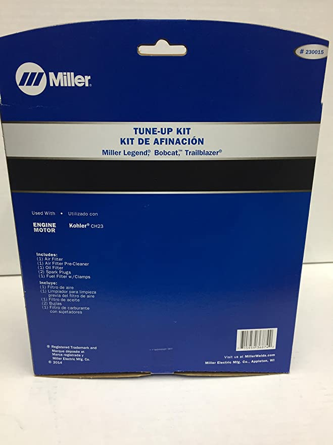 Miller Electric 230015 Arc Welders product image 2