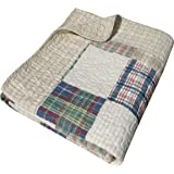 Greenland Home GL-THROWOX Oxford Throw