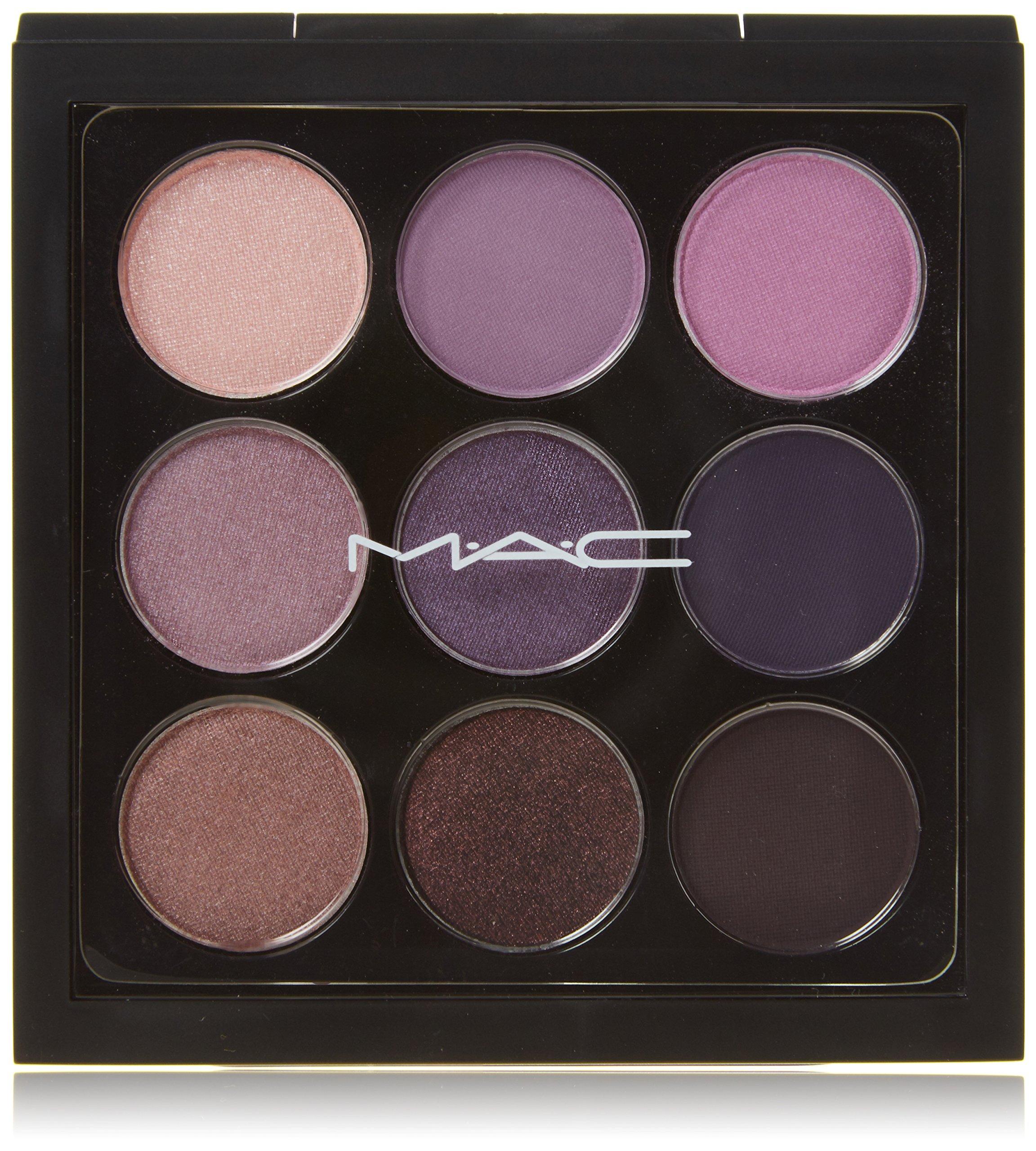 amazoncom mac palette eyeshadow x15 warm neutral beauty