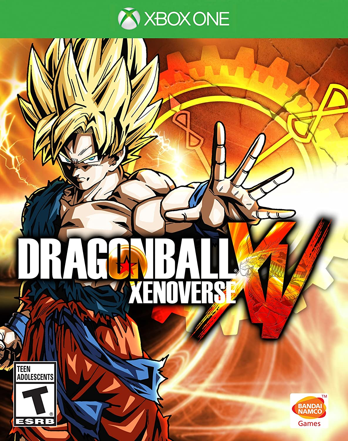 Dragon Ball Xenoverse – Xbox One – Standard Edition