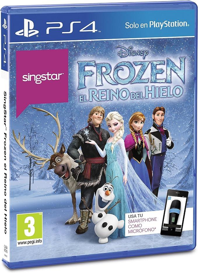 SingStar Frozen: Amazon.es: Videojuegos