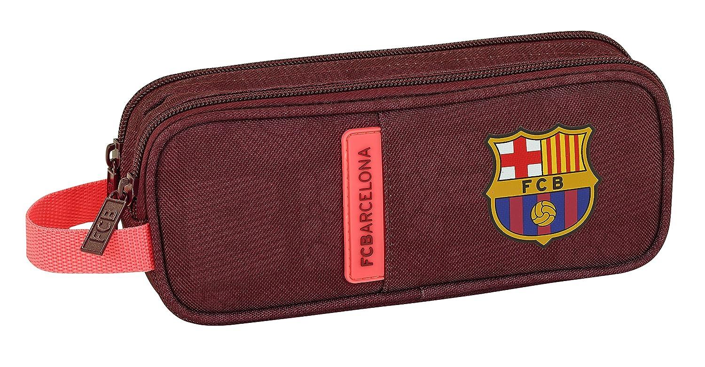 SAFTA Estuche F.C. Barcelona 3ª Equip 17/18 Oficial Escolar ...