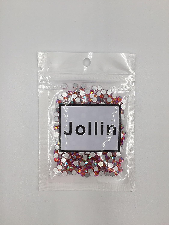 cristal Lot de perles en strass Jollin avec arri/ère plat pour collage SS8 2880pcs