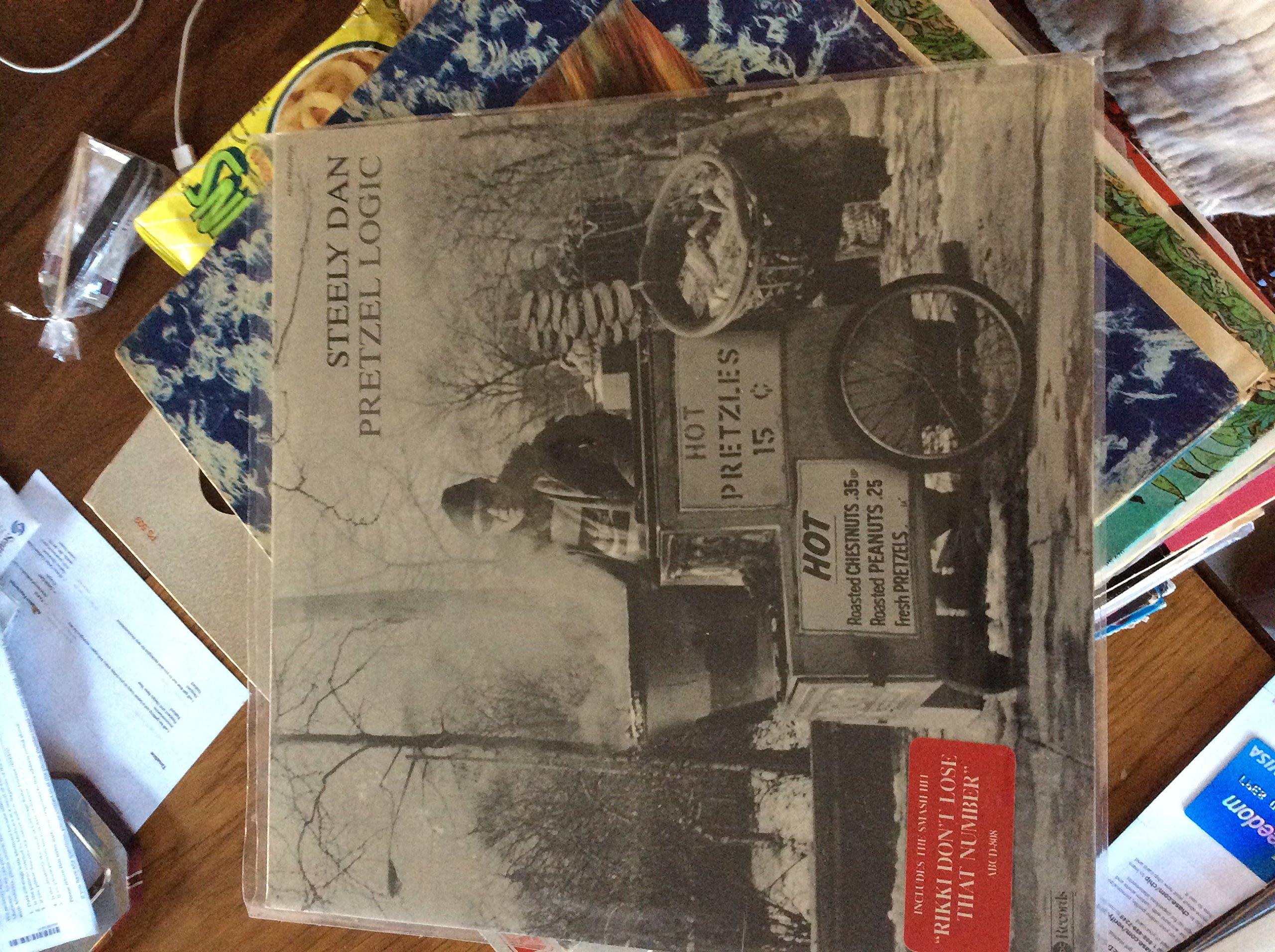 Pretzel Logic by ABC Records