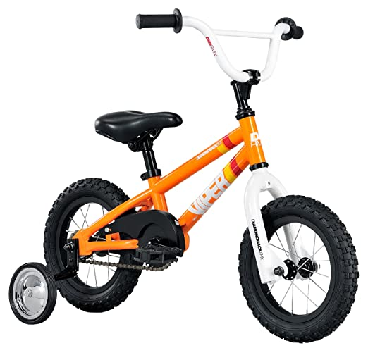 0260753f72e This cool set of wheels features a BMX padded saddle for a comfortable ride  and coaster brakes for reliable stopping power. The lowered top tube makes  for ...