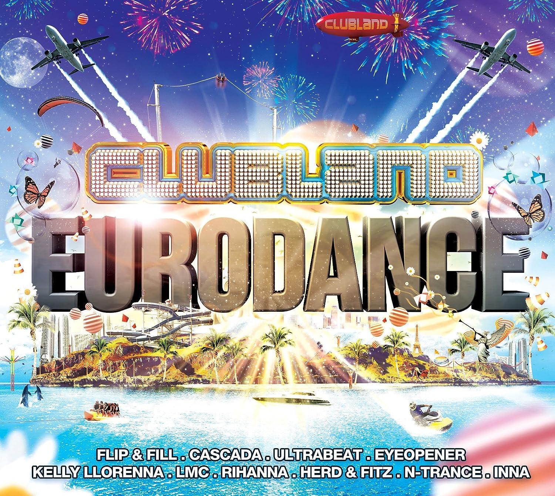 cd eurodance 2012