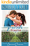 Fresh Starts: Bree's Story; A Companion to the Sweet Montana Bride Series (Second Chances Book 3) (English Edition)