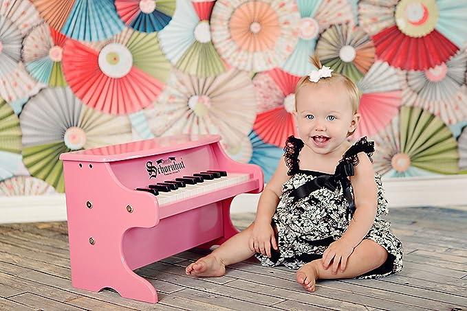 1f30a442581 Amazon.com  Schoenhut 25-Key My First Piano II
