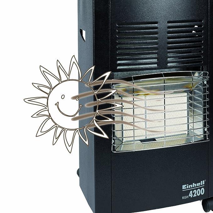 Einhell Kgh 4200 Keramik Gasheizer 4200 Watt Inkl Gasdruckregler