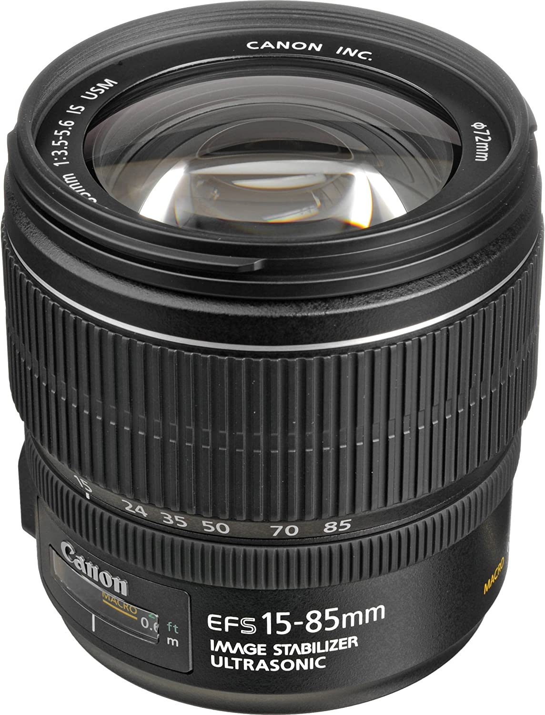 Canon Zoomobjektiv Ef S 15 85mm F3 5 5 6 Is Usm Für Eos Kamera