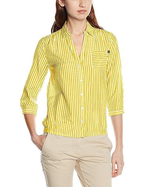 c2fe152610a Gaastra Garboard WN - Blusa para Mujer