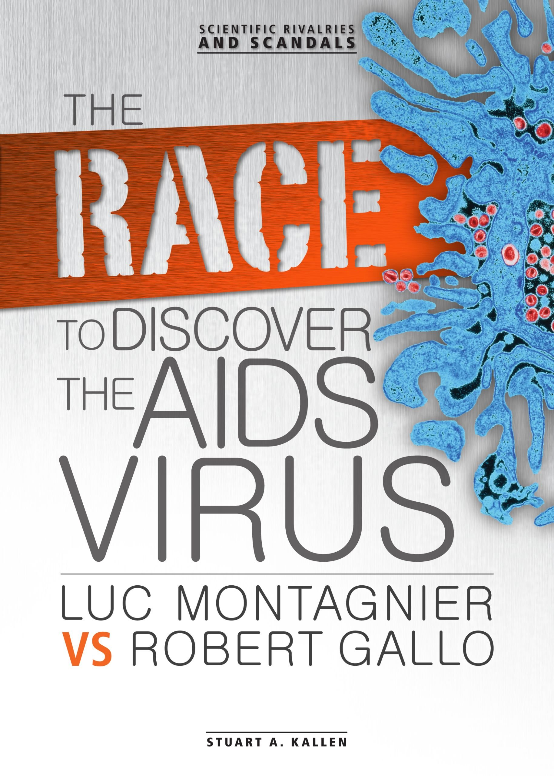 Amazon.com: The Race to Discover the AIDS Virus: Luc Montagnier Vs ...