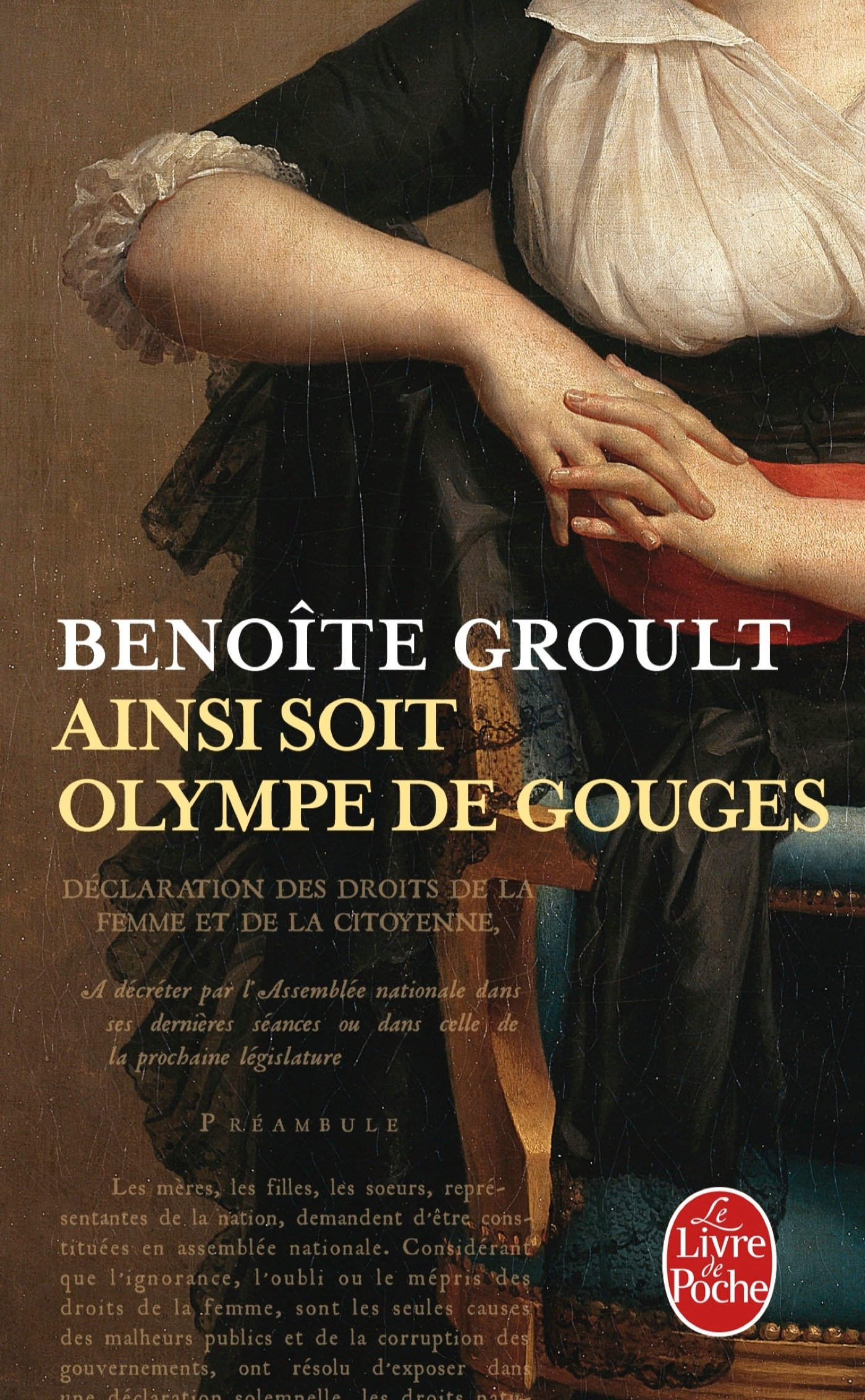 Download Ainsi Soit Olympe De Gouges (Litterature & Documents) (French Edition) PDF