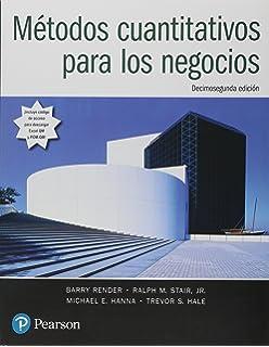 METODOS CUANTITATIVOS PARA LOS NEGOCIOS (En papel)