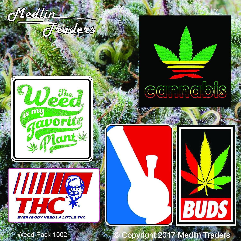 NEW Premium 3D Chrome Marijuana Weed Cannabis Kush Car emblem badge sticker