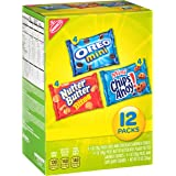 Nabisco Cookies Mini Variety Pack, 12 ounce (12-pack)