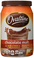 Ovaltine, Chocolate Malt Drink Mix (2 Pack)