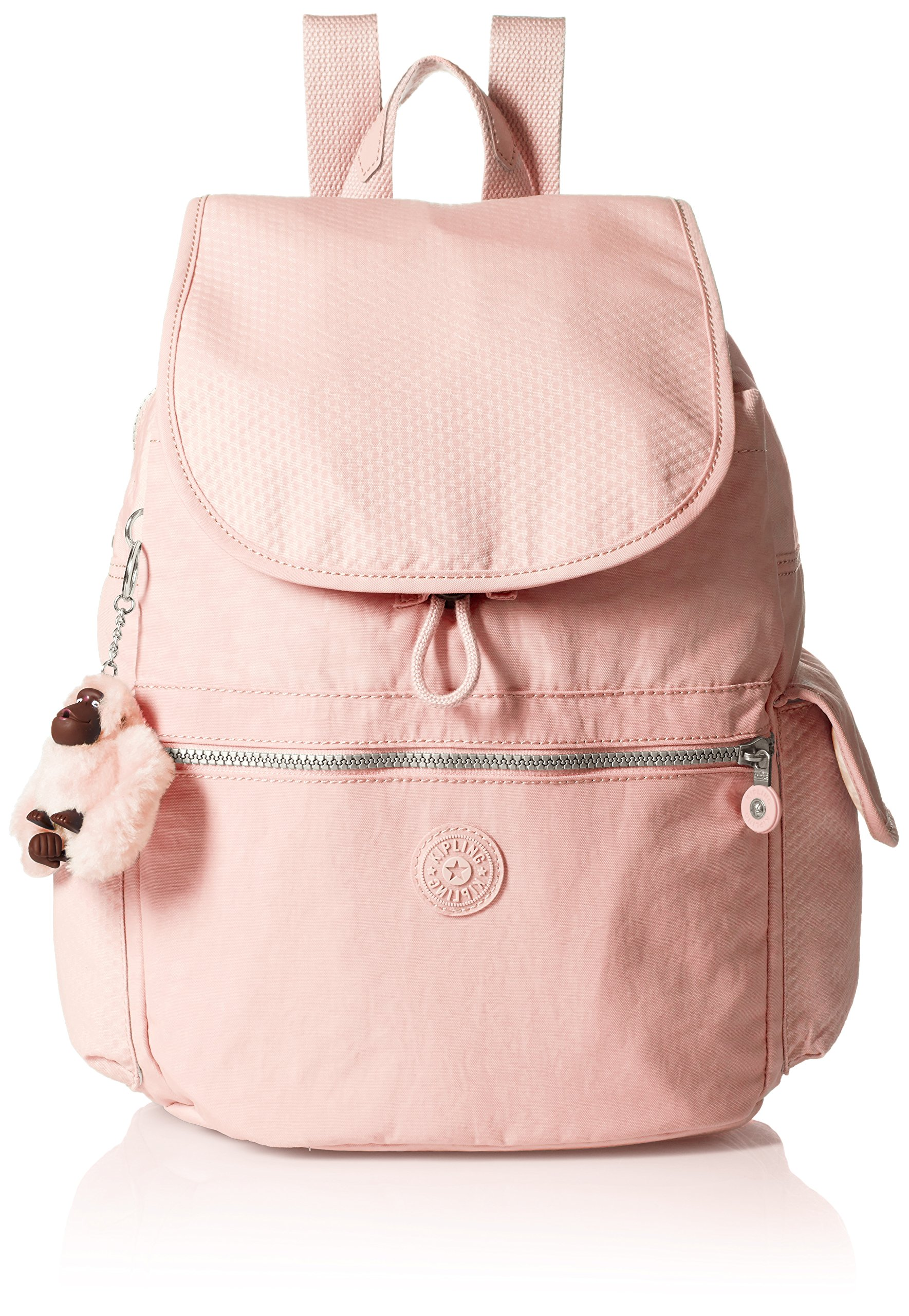 Kipling Women's Ravier Medium Solid Backpack, Dtssrppkco by Kipling