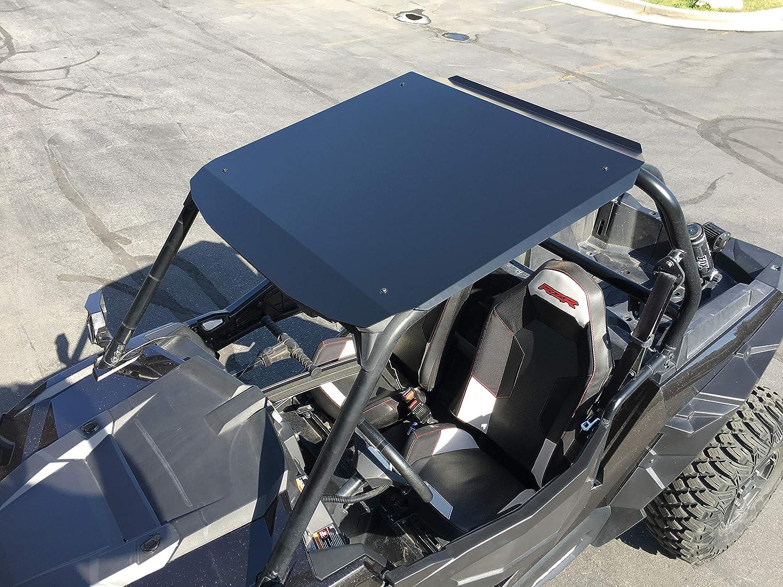 Polaris RZR Aluminum Roof for 2 Seat RZR 1000 TURBO 900 Lime Squeeze