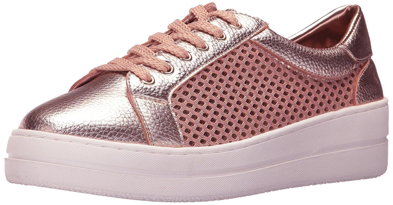 STEVEN by Steve Madden Women's Nyssa Sneaker B071FCVNYG 5 B(M) US|Rose Gold