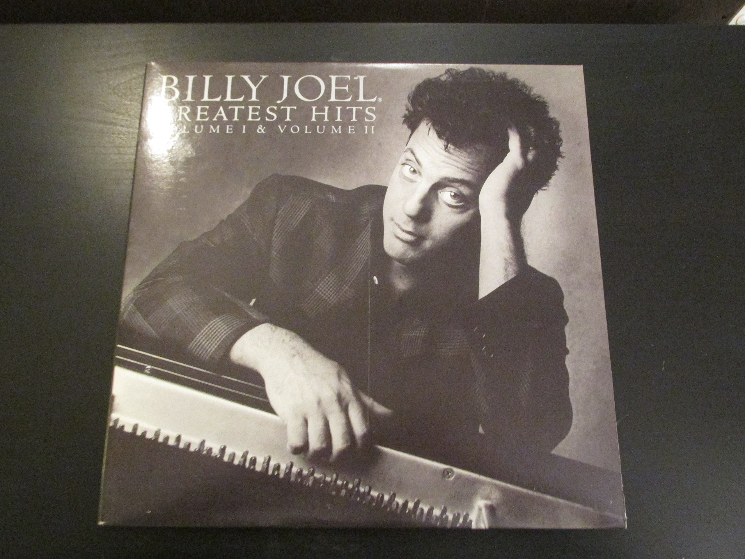 Billy Joel Greatest Hits, Volume 1 & 2 by CBS