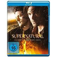 Supernatural - Staffel 10 [Alemania] [Blu-ray]