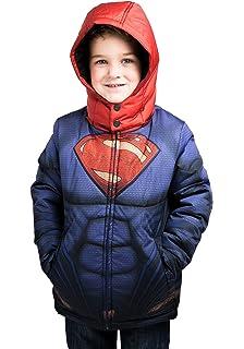 953032d4a Amazon.com  CAN DC Comics Baby Little Boys  Superman Fleece Jacket ...