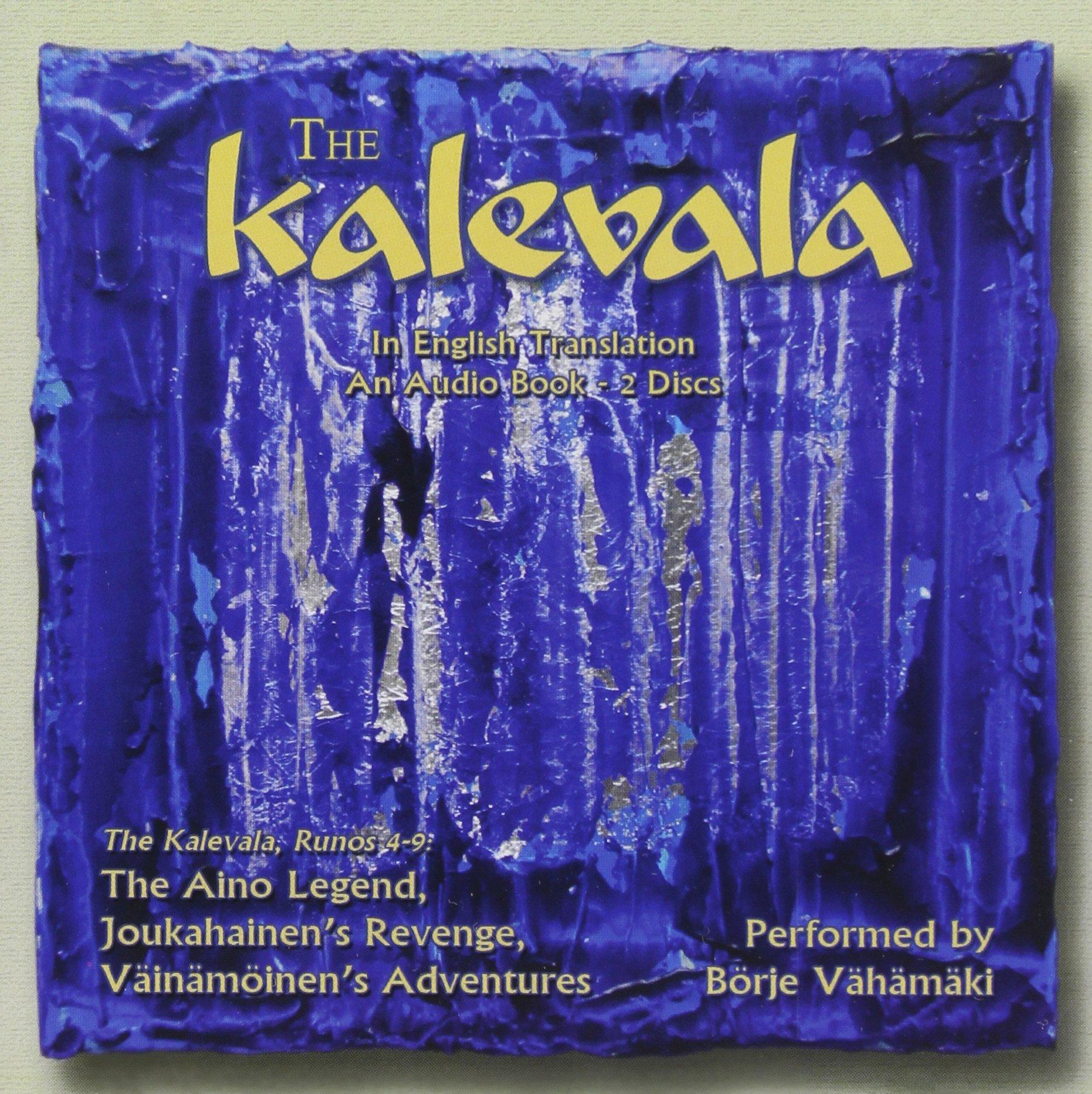 Download Kalevala, Runos 4-9 ebook
