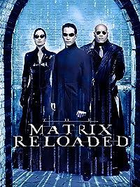 amazon com the matrix reloaded keanu reeves laurence fishburne