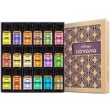 Amazon Price History for:Natrogix Nirvana Essential Oils - Top 18 Essential Oils Set 100% Pure Therapeutic Grade 18/10ml Incl. Lavender, Moroccan Rosemary, Tea Tree, Eucalyptus, Lemongrass and 13 More w/ Free E-Book