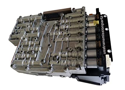 6R60 COMPLETE VALVE BODY WITH SOLENOIDS 06UP
