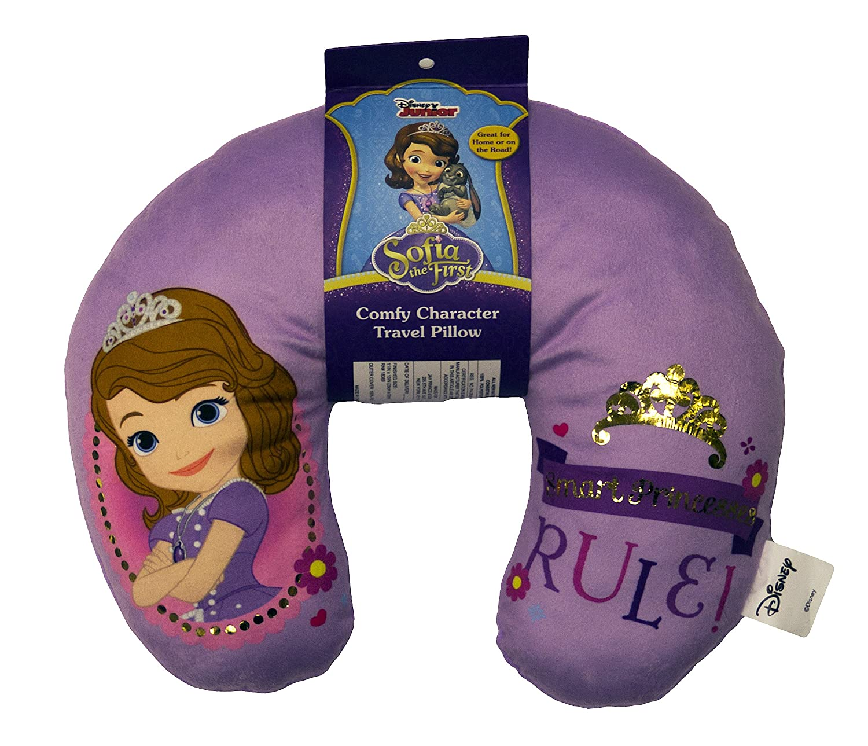 Disney Junior Princess Travel Pillow Image 1