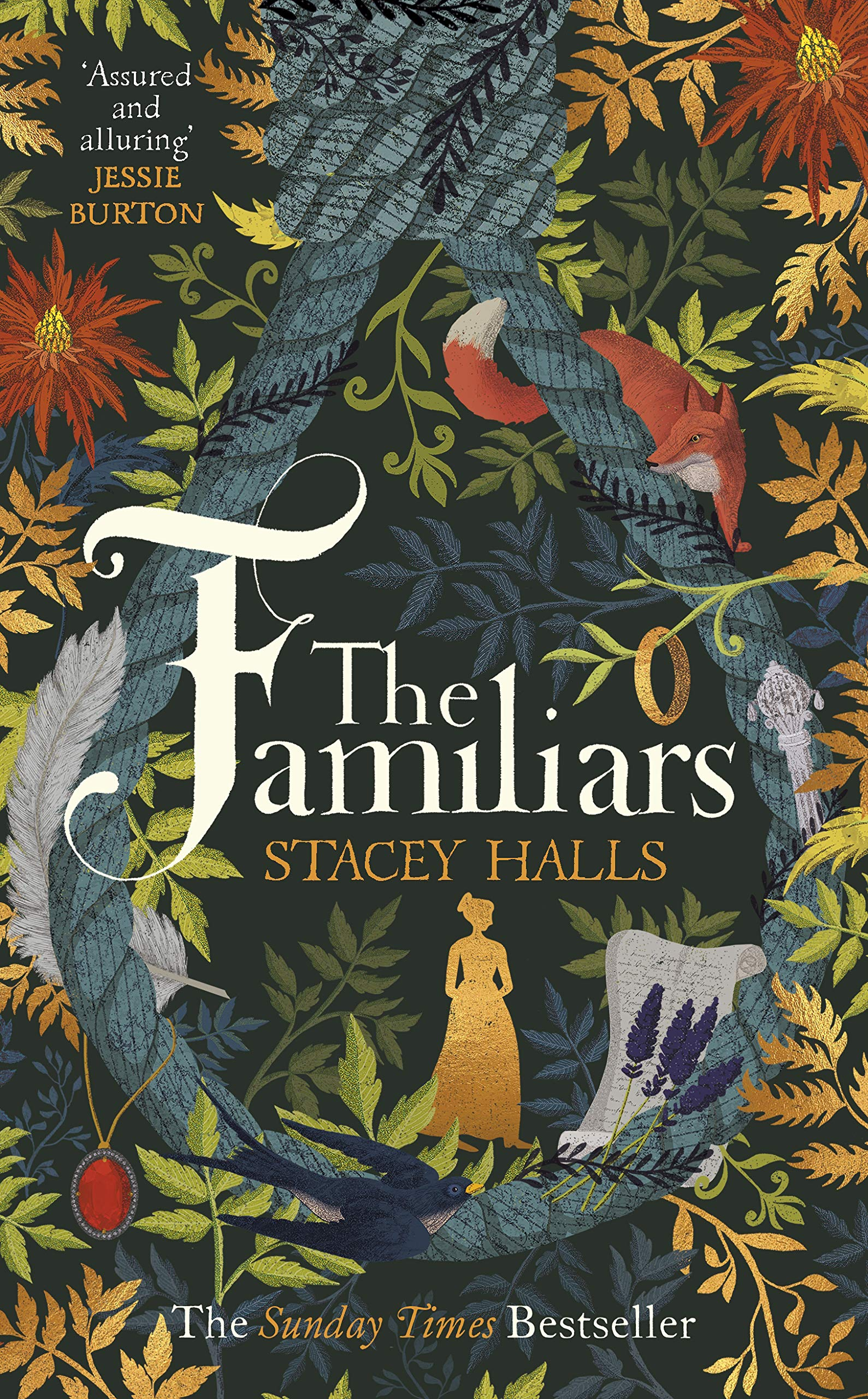 The Familiars: The spellbinding Sunday Times Bestseller and Richard & Judy  Book Club Pick: Amazon.co.uk: Halls, Stacey: 9781785766114: Books