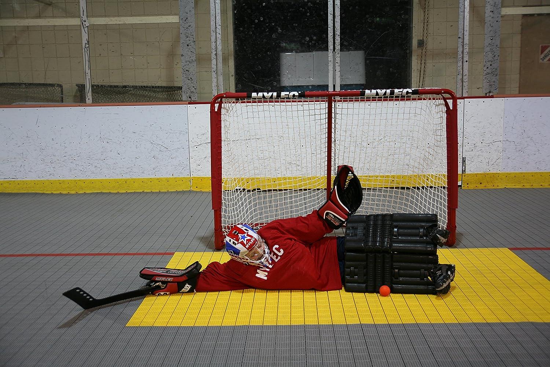 Mylec Goalie Pads : Hockey Sticks : Sports & Outdoors