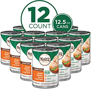 product image for Nutro Hearty Stews Adult Wet Dog Food, 12.5 oz. Cans (Pack of 12)