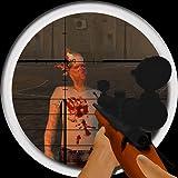 zombie shooter 2 - SniperXXX : 3D Sniper Shooter Kill (an fps zombie gun game)