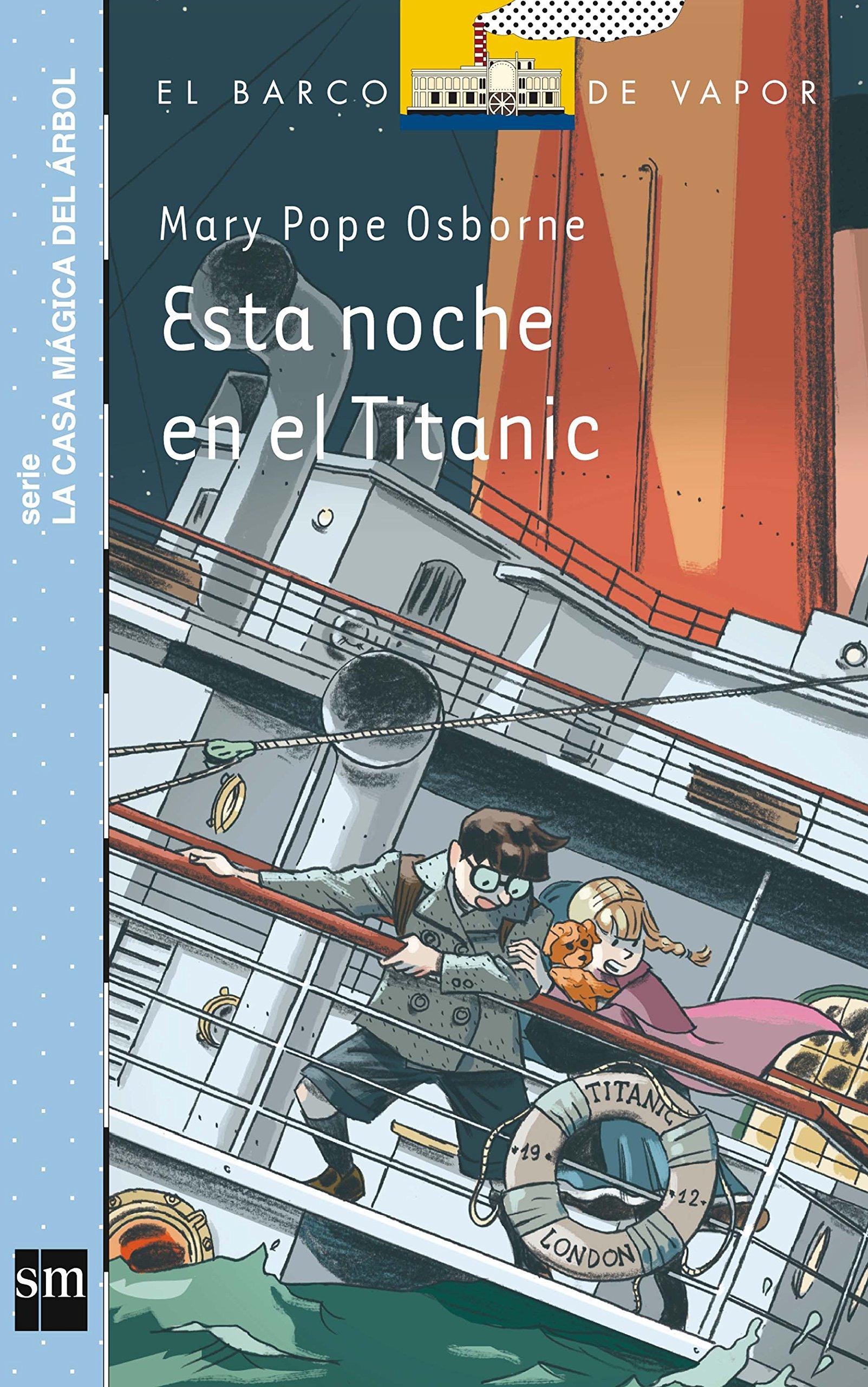 Read Online ESTA NOCHE TITANIC BVPA AZUL 15 SM PDF