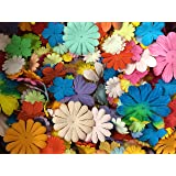 PEPPERLONELY Brand Mulberry Paper Flower Petals 10 Grams