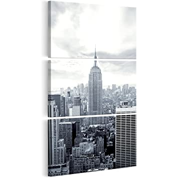 Leinwandbild Kunst-Druck 120x60 Bilder Manhattan New York