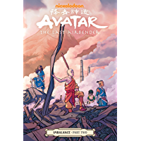 Avatar: The Last Airbender--Imbalance Part Two (Avatar: the Last Airbender - Imbalance Book 2) book cover
