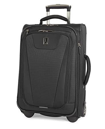 c8ecfb827a Amazon.com | Travelpro Maxlite 4 International Expandable Rollaboard  Suitcase, Black | Carry-Ons