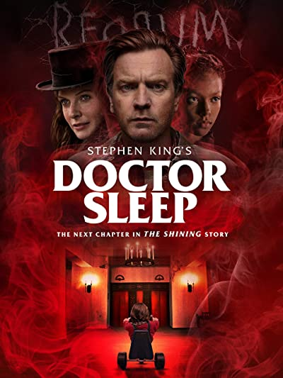 Poster of Doctor Sleep 2019 Full English Free Download Watch Online In HD Movie Download 480p BluRay