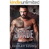 Breaking Spade: Military MC Interracial Romance (Dead Presidents MC Book 6)