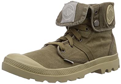 well known wholesale online fantastic savings Palladium Pallabrouse Baggy, Desert Boots Homme - Marron ...