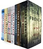 Dublin Murder Squad Series 6 Books Collection Set by Tana French (In The Woods, The Likeness, Faithful Place, Broken…
