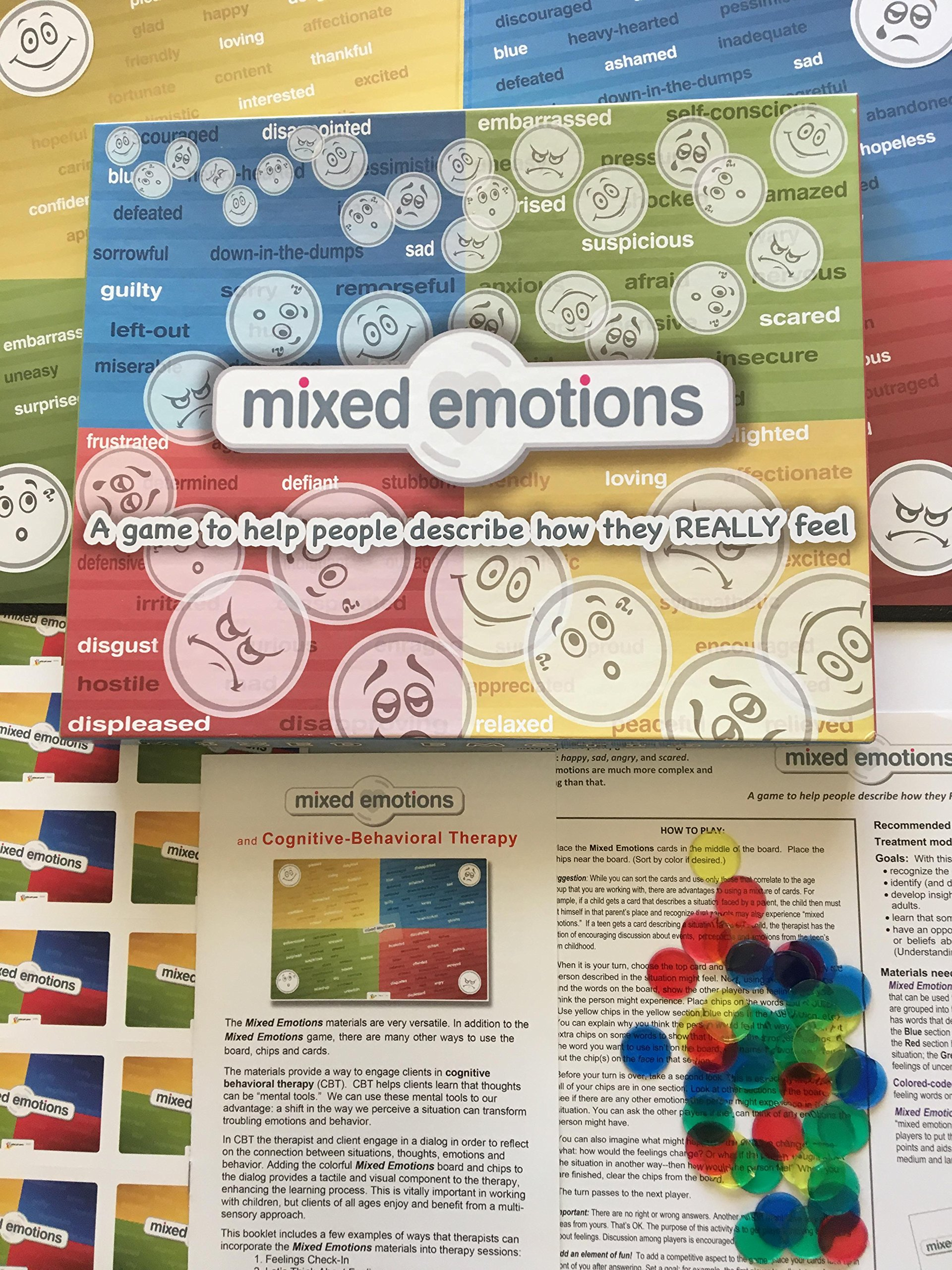 Mixed Emotions: An Activity for Cognitive-Behavioral Therapy