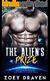 The Alien's Prize (A SciFi Alien Warrior Romance) (Warriors of Luxiria Book 1)