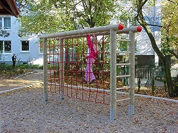 Klettergerüst Für Kinder : Kinder klettergerüst und rutsche in tropischen resort spielplatz
