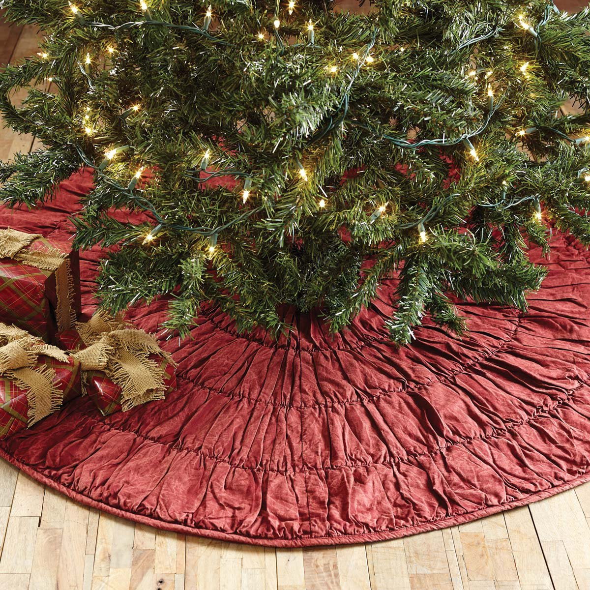 Anders Tree Skirt 48 by VHC (Image #2)